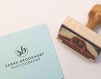 Sarah Brookhart Photography Logo