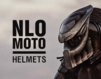 NLO Moto Helmets