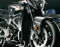 Suzuki Streetbikes