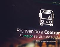 Bus website