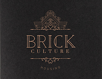 Brick Culture Housing ( Logo Concept )