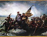 Macking Across the Delaware