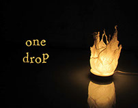One Drop: Light Fixture (Spring 2014)