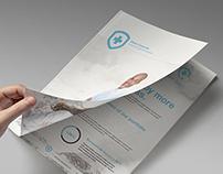 Corporate Suisse Brochure / A4 & US Letter