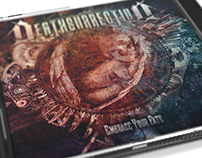 DEATHSURRECTION Embrace Your Fate artwork