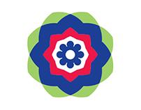 Tlaxcalancingo. Logo design