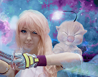 COSPLAY FX_Final Fantasy XIII-2, Serah:Oerba Fragments