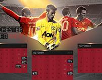 Manchester United Schedule 2014/15 - part 1