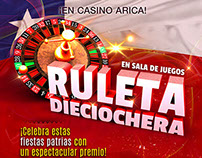 Ruleta Dieciochera, 2014