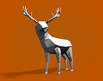 Low-Poly Animals