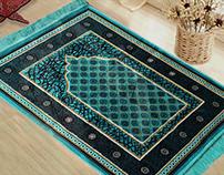 Green Muslim Prayer Mats Is a Great Investment