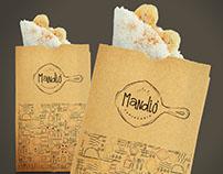 Branding Tapiocaria Mandió