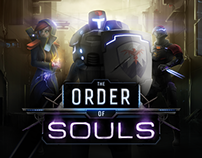 The Order of Souls - Marketing Art