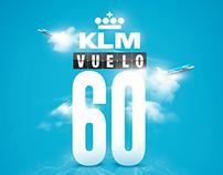 KLM - VUELO 60 WEB