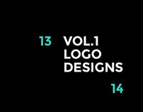 VOL.1 LOGO DESIGNS