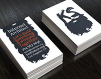 Rebranding: Web Design, Logo & Contact Card