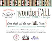 WonderFALL event