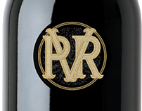 Paris Valley Road wine label