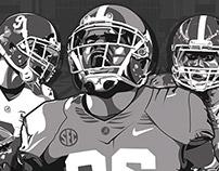 Alabama Football - 2014 Schedule