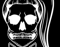 Lady Gaga - Skull Icon