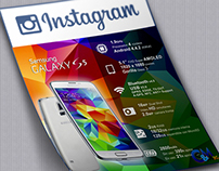 Samsung S5 for Instagram