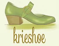 Krieshoe- calçado feminino