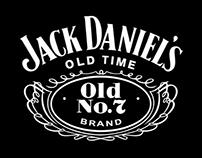 Jack Daniel's POS / Packaging