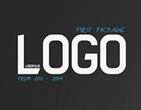 LOGOFOLIO 1st pack.