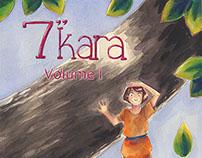 "7"" Kara Volume 1 Materials"