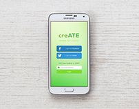 creATE - review for charity