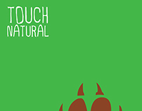 Touch Natural Ad Campaign