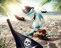 Pirates and holidays