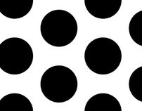 Dots Exhibition Identity