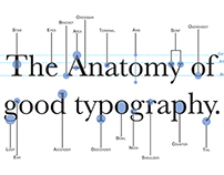 Words & Typography