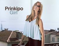 Acute Magazine Issue 4 | Prinkipo Girl