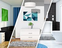 Uw Huismeester, 3D House Visualization