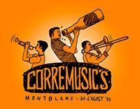 CORREMUSIC'S 2014
