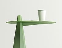 PINJI TABLE | JIHE STUDIO