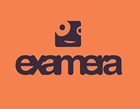 Examera App / UX, UI, Story