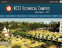 Website design - NCCE