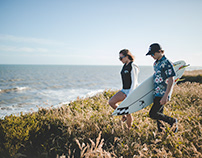 Billabong Surfing Days