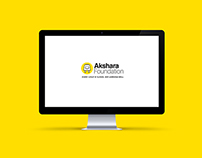 Akshara Foundation - Website