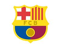 FCB Barcelona Microsite