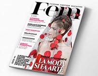 Fem - Fashion Emotion Magazine - Agosto 2014