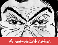 A non-violent nation