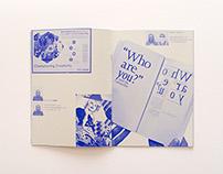 26 Characters: Ravensbourne BA Hons Graphic Design 2013