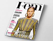 Fem - Fashion Emotion Magazine - Settembre 2014