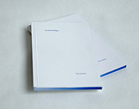 """""""Letter from home"""" book design"""