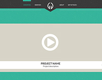 Personal Website Design Project