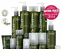 Skin Blossom: Organic certified cosmetics